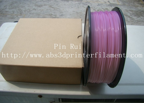 चीन High Quality 3D Printer Filament PLA 1.75mm 3mm For White To Purple  Light change  filament आपूर्तिकर्ता