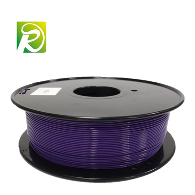 चीन 1.75mm 3.0mm  PLA 3D Printing Filament 1kg / Roll For Makerbot आपूर्तिकर्ता