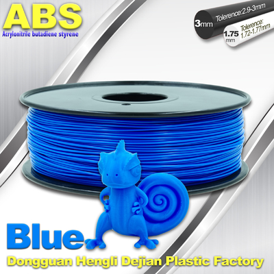 UP 3d printer ABS Filament  1.75 / 3.0 mm ABS 3d filament 43 color