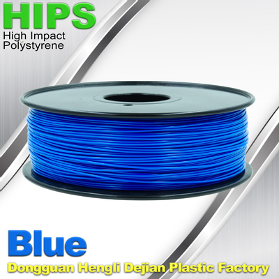 HIPS 3D Printer Filament 1.75 / 3.0mm  , Material for 3d printing Markerbot , RepRap