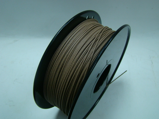 Markerbot 3d Printer Wood Filament , 3d printing consumables temperature 190 - 230°C
