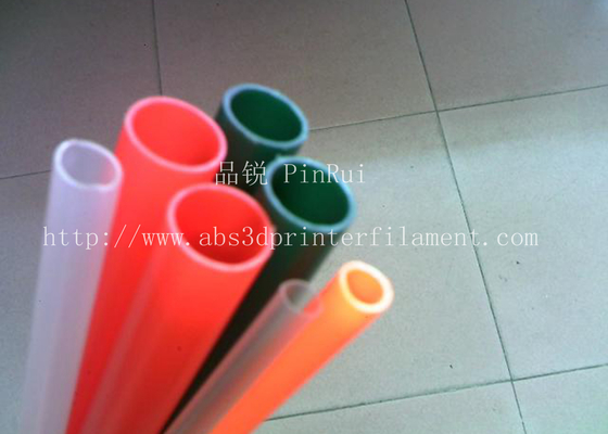 Colorful PP Hard Plastic Tubes / Pipe / Hose 3mm 4mm 5mm 6mm 7mm